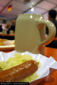 Oktoberfest au Japon