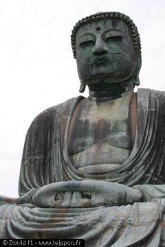 Daïbutsu (Grand Bouddha) de Kamakura
