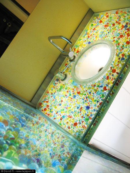 Toilettes funky design au Japon