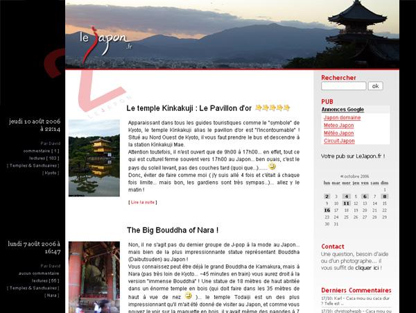 Le Blog du Japon .fr v2
