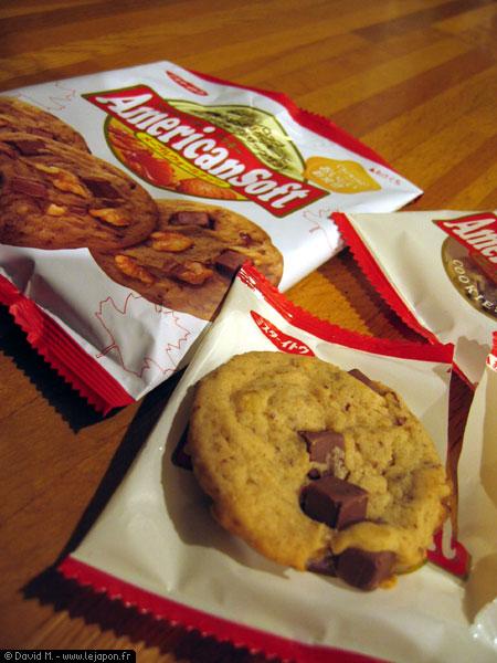 Cookies japonais