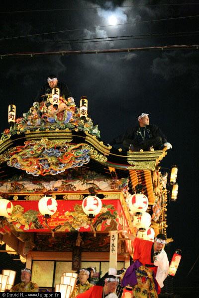 Chars du Chichibu Matsuri Festival