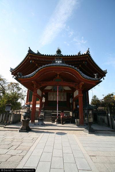Temple Nan-Endo à Nara - Japon
