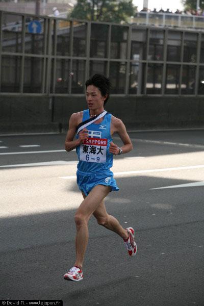 Hakone Ekiden 2007 - Tokaidai