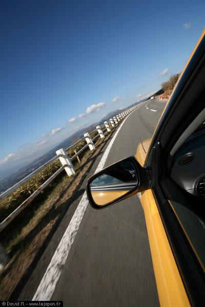 Izu Skyline, une route dans les nuages au Japon !