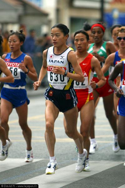 Athlètes japonaises