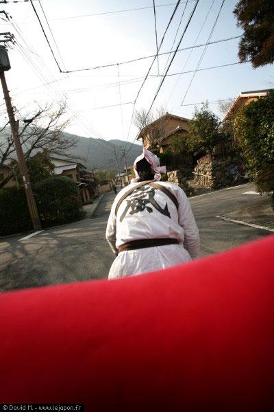 Pousse-pousse à Kyoto - Japon