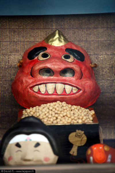 Graines de soja pour Setsubun / Mame Maki