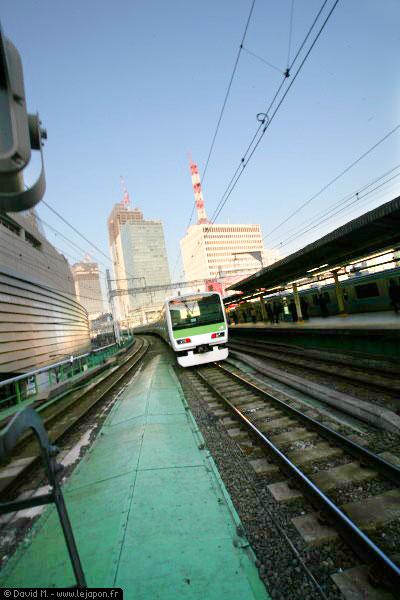 Yamanote Line, ligne de métro à Tokyo la plus fréquentée