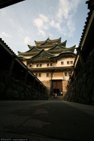 Château de Nagoya - Japon