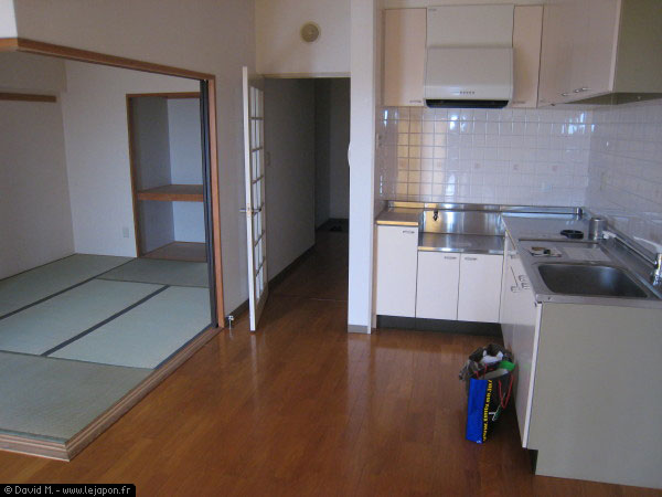 louer un appartement au japon le. Black Bedroom Furniture Sets. Home Design Ideas