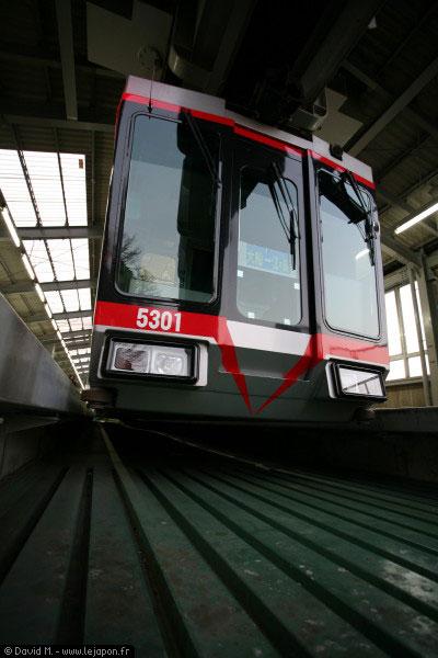 Enoshima Line Monorail