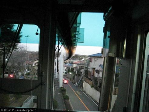 Monorail au Japon