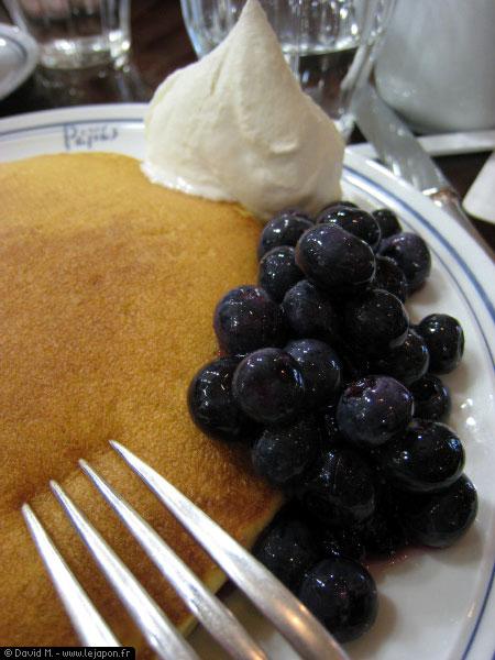 Pan Cake au Japon