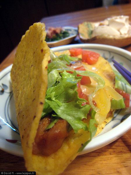Tacos Old El Paso au Japon