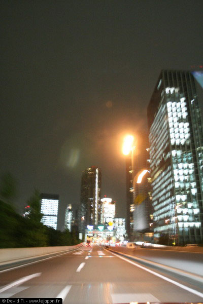 Boulot, Métro... Tokyo !