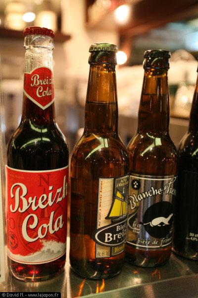 Breizh Cola au Japon