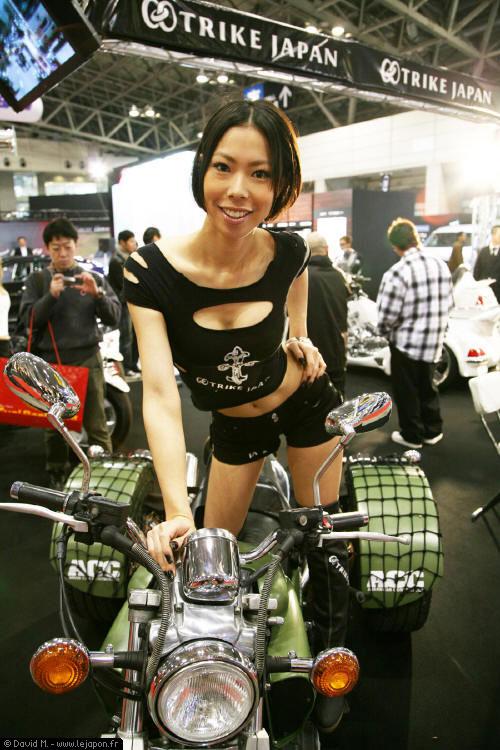 Je ne crains plus personne... sur ma moto japonaise...