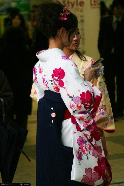 Japonaises en Kimono style Coréen