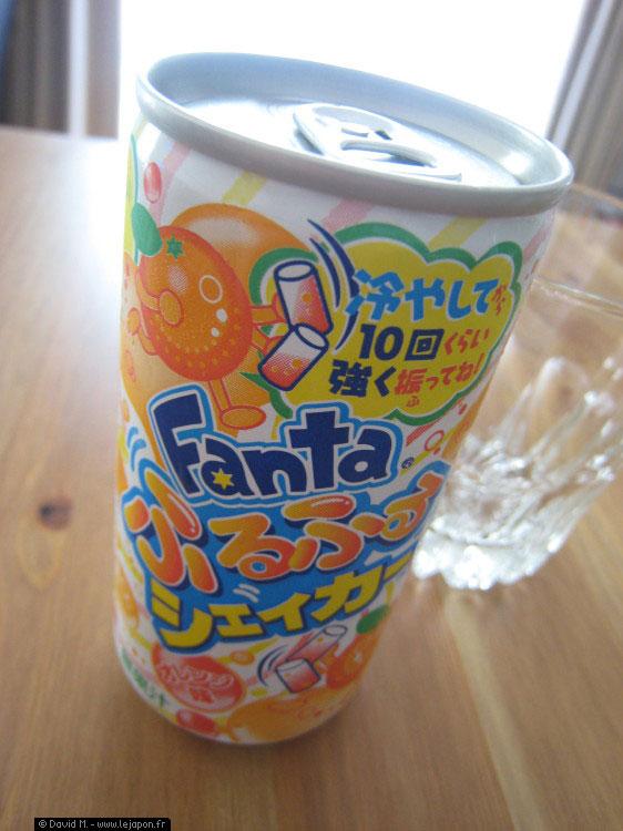 Fanta ふるふる シェイカー Furu Furu Shaker