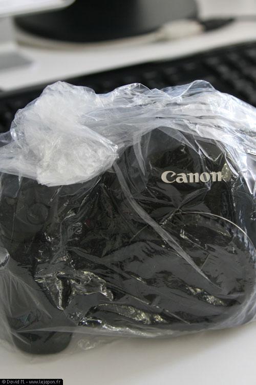 Canon EOS 6D? 5D Mark II? 7D? Non !