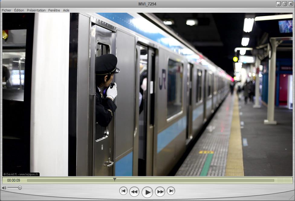 HD video sample with Canon EOS 5D Mark II