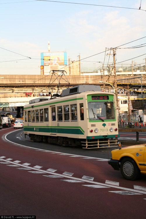 Tramway de Tokyo
