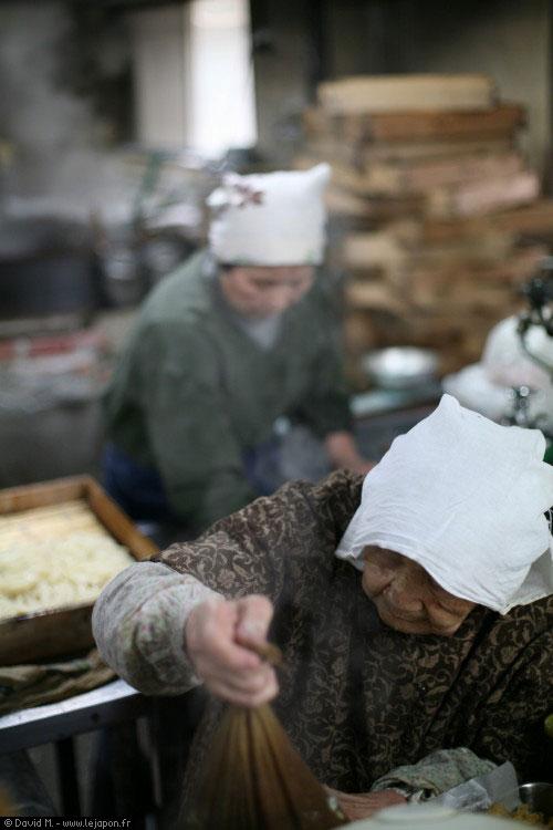Les Udons de mémé - restaurant Yamashita Udon