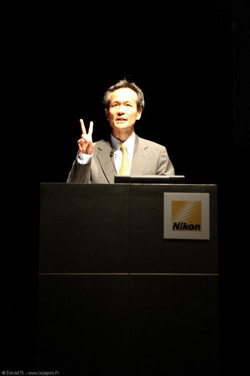 Nikon victory !