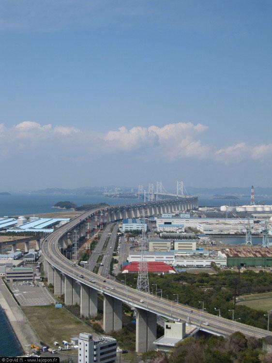 Seto Ohashi Bridge
