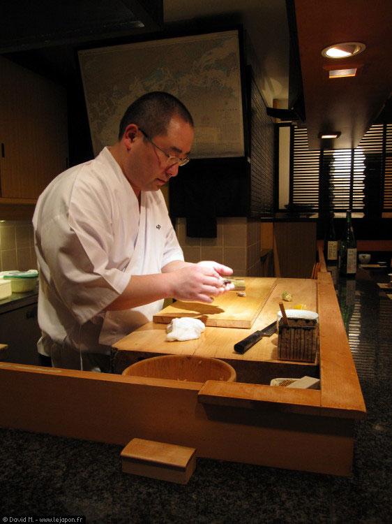 Le meilleur des Sushi-ya! Sushi Nakagawa à Takamatsu