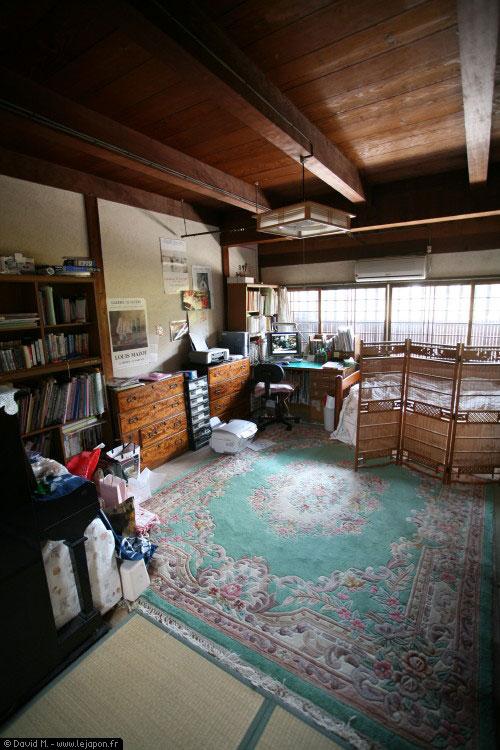 Le Japon Vu De L 39 Int Rieur D 39 Une Maison Japonaise Le