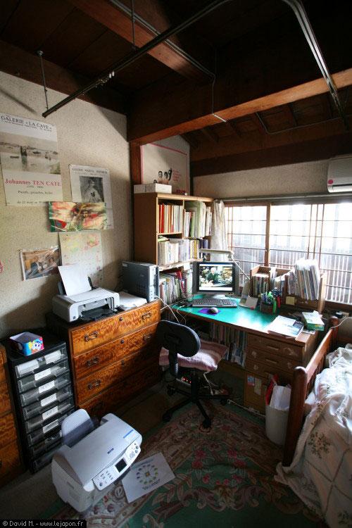 Le Japon Vu De L Interieur D Une Maison Japonaise Le Japon Fr