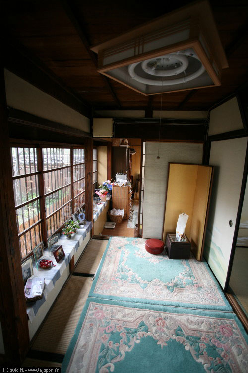 Maison au japon perfect design maison japonais top ideas for Interieur japonais design