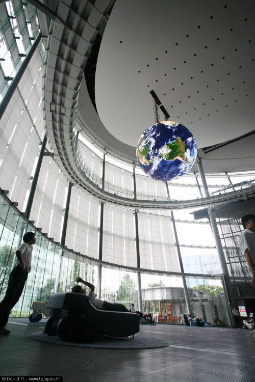 Miraikan - Musée des Sciences Emergeantes et de l'Innovation