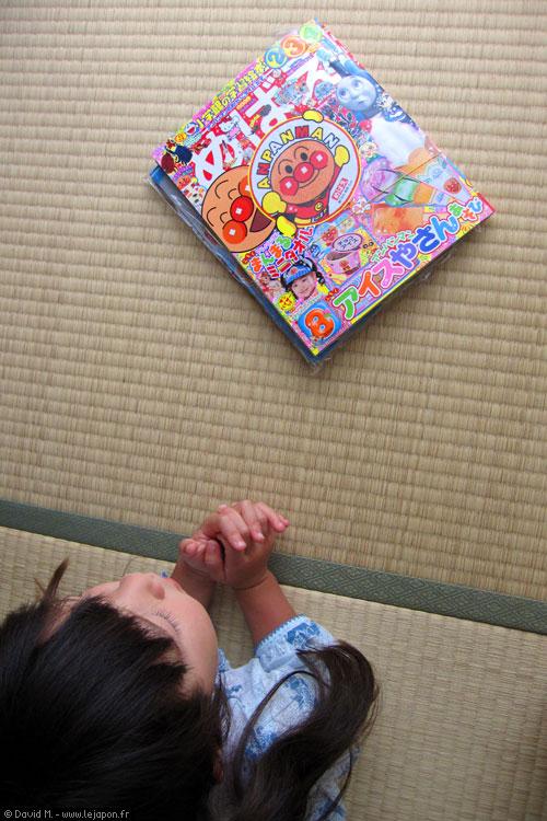 Magazine enfant Anpaman
