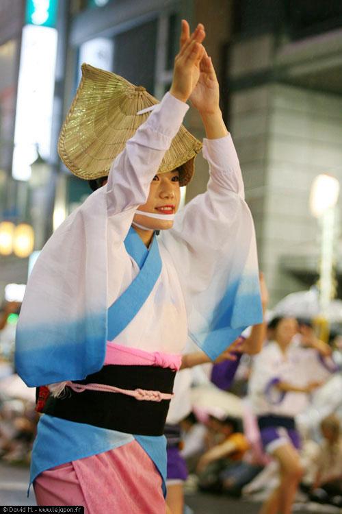 Koenji Awaodori festival Tokyo