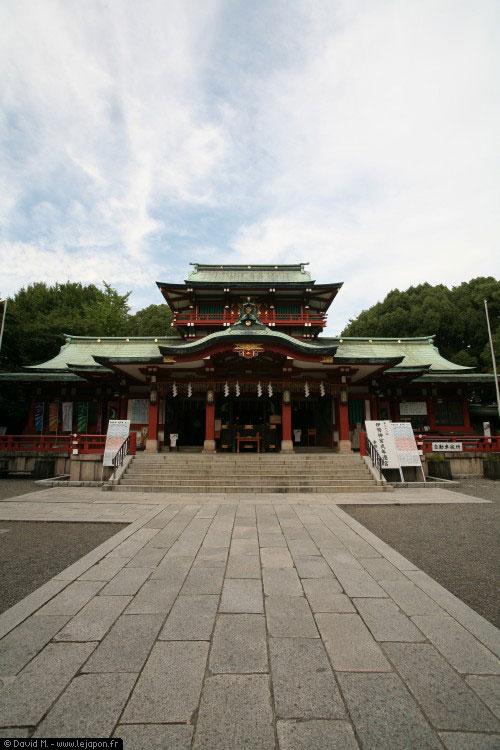 Sanctuaire Tomioka Hachimangu