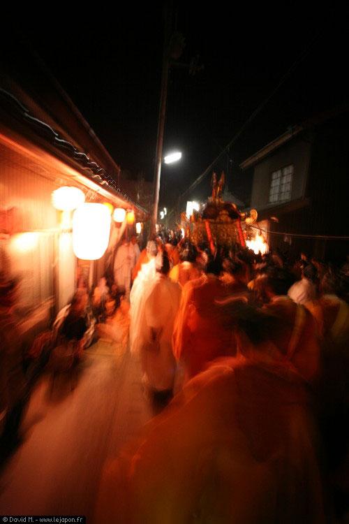 Matsuri de Konpira à Kotohira