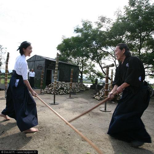 Otani Sensei VS Katsumi Taniguchi