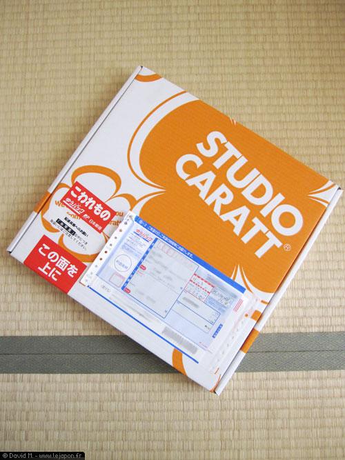 ShichiGoSan Studio Caratt