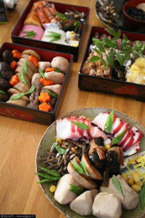 Petit déjeuner Oshogatsu