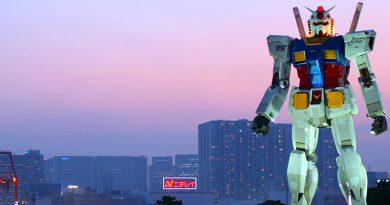 Tokyo Safari Gundam Odaiba
