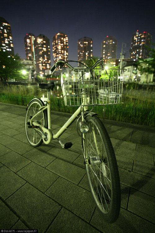 Tokyo Safari à vélo !