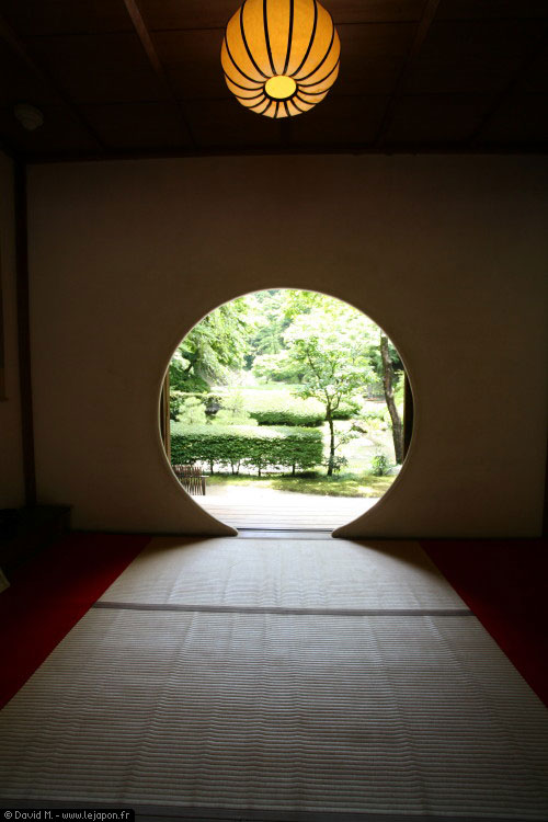 Temple Fugenzan Meigetsu-in