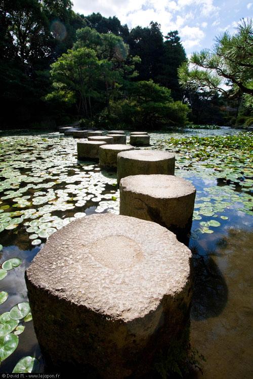 Sanctuaire Heian Jingu à Kyoto
