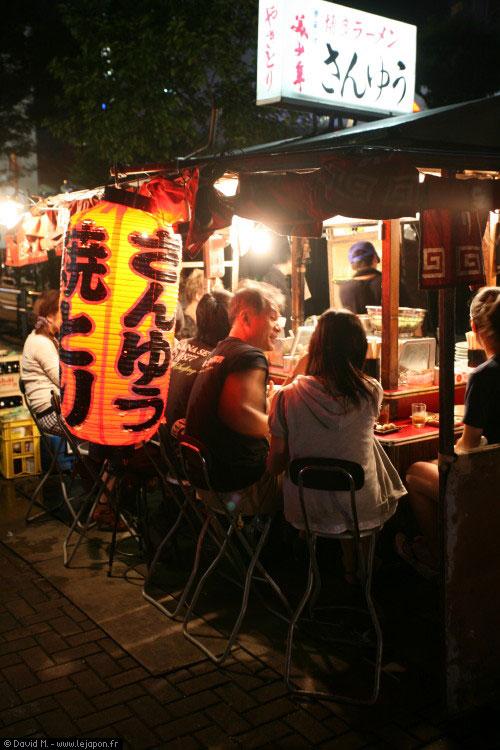 Fukuoka Yatai restaurant