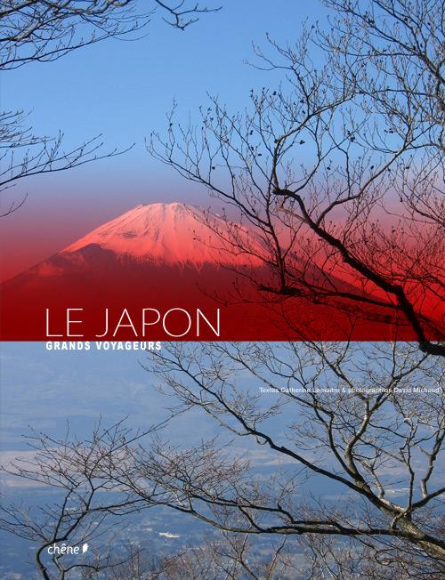 Le Japon - Grands Voyageurs aux éditions Chêne
