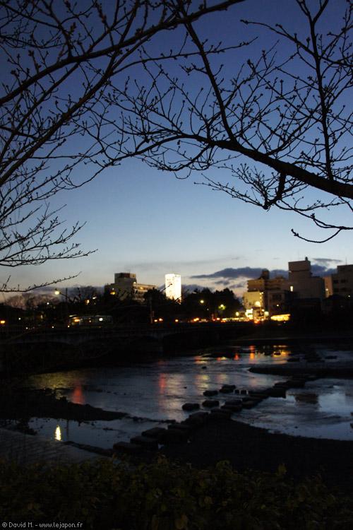 La Rivière aux Canards - Kamogawa à Kyoto