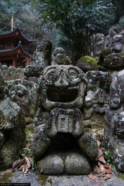Rankan du temple Otagi Nenbutsu-ji